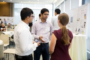Tata Center Symposium + Conference poster session